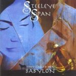 Cover  of Babylon by Steeleye Span