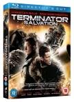 Terminator Salvation Blu-Ray Packshot