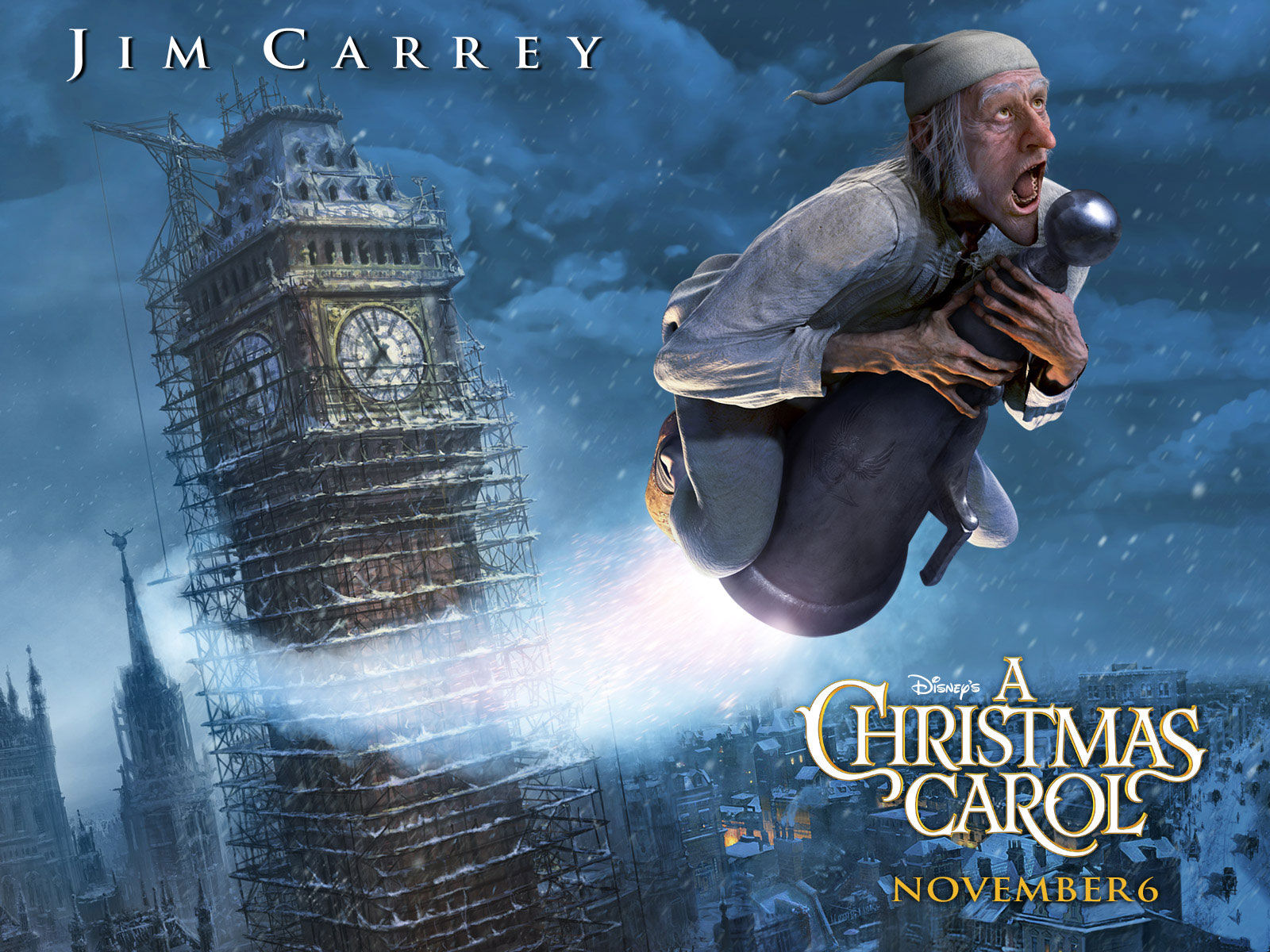 this - Best Christmas Carol Movie