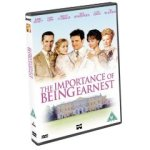 The Importance of Being Earnest DVD Cover