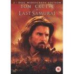 Last Samurai DVD Cover