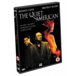 he TQuiet American DVD Cover