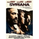 Syriana DVD Cover
