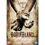 Borderland DVD cover