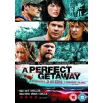 The Perfect Getaway DVD cover