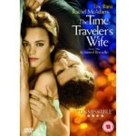 Time Traveler's Wife DVD cover
