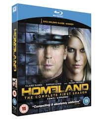 Homeland Series 1 Cover Picture