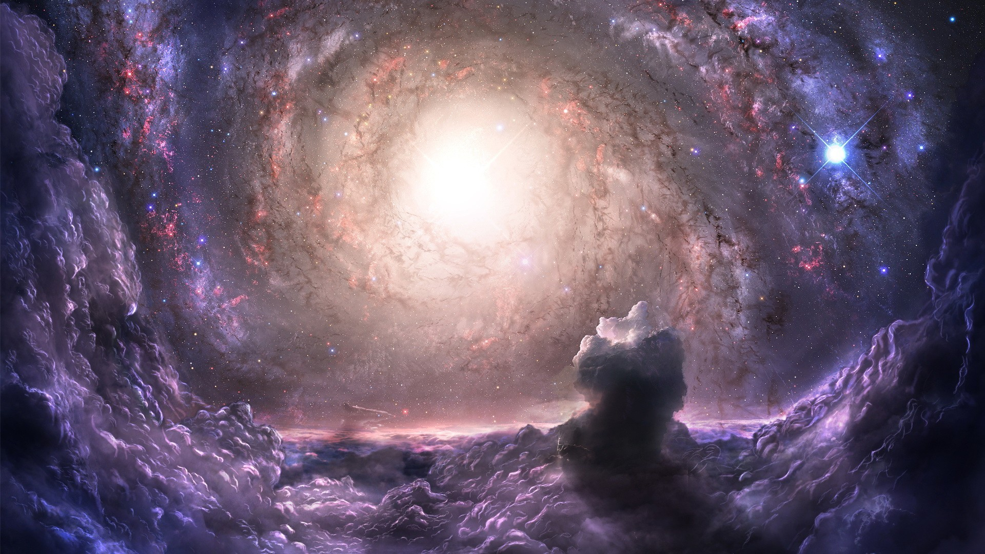 Spirituality philosophy counter culture for Outer space stars